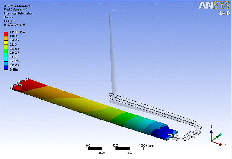Injection Molding CAE system PlanetsX for ANSYS Workbench